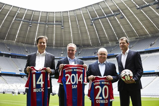 Are Bayern Munich Ready to Take the Fan Experience to the Next Level?