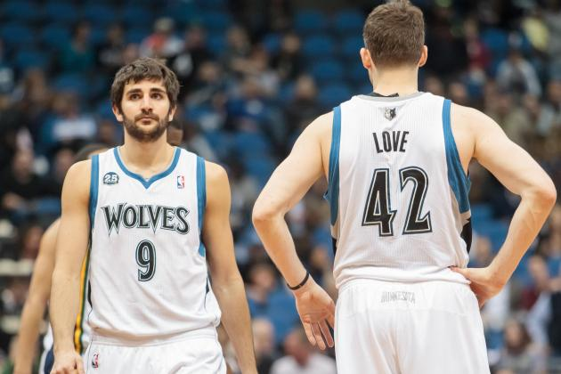 Kevin Love Trade Gives Ricky Rubio Chance to Redefine NBA Career