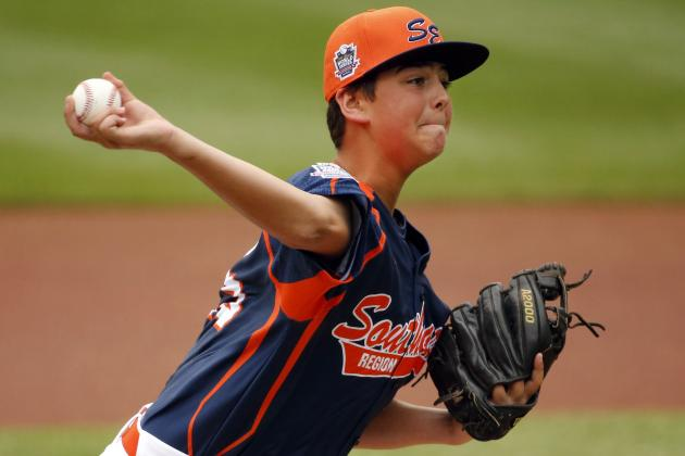 Little League World Series 2014: Day 6 Scores, Bracket Results and Highlights