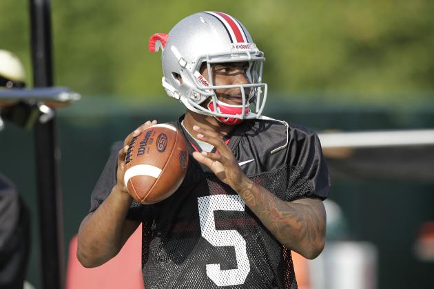 2014 Heisman Odds: How Braxton Miller's Injury Shakes Up Race for Coveted Award