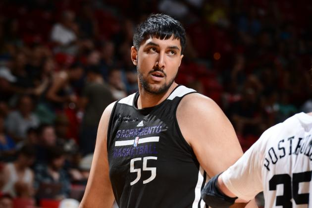 Everything You Need to Know About Sacramento Kings' Rookie Sim Bhullar