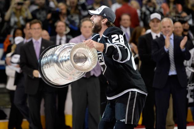 My (2014) Stanley Cup Story: Jarret Stoll