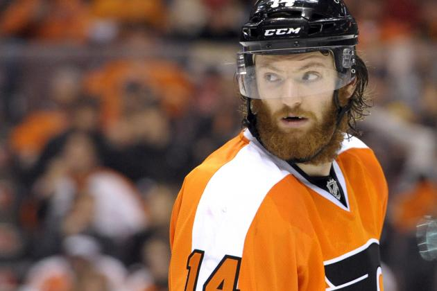 Will Sean Couturier Take the Next Step in Philadelphia Flyers' 2014-15 Season?