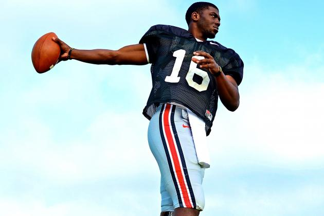 Meet JT Barrett, Braxton Miller's Replacement & Ohio State's New General