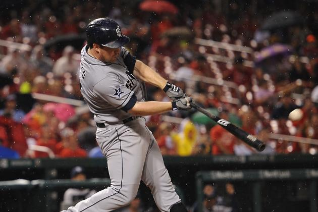 After Miserable Start, Jedd Gyorko Finds Himself Again