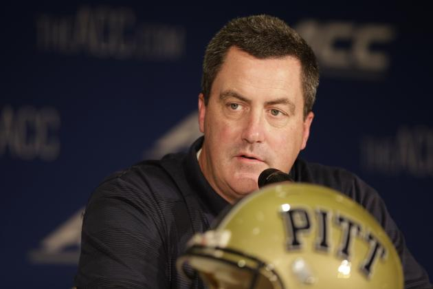 Tight Ends More Than Ready to Do Their Part for Pitt's Offense This Fall