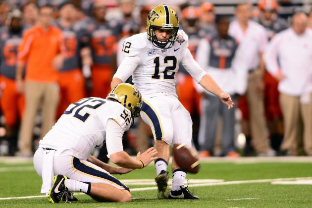 Pitt Football: Kicking Tandem Ready for Big Years