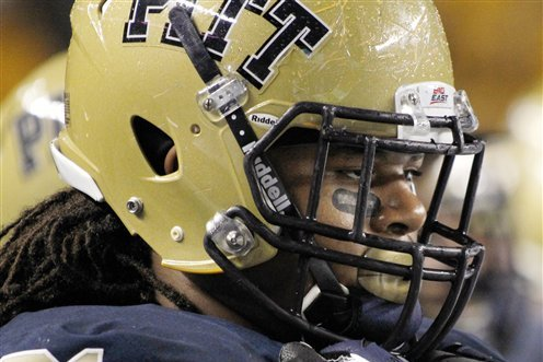 Pitt Notebook: Render Proving to Be Donald-Esque on Defense