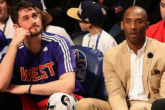 Kevin Love Trade Alters Rebuilding Plans of NBA Flagship Franchises