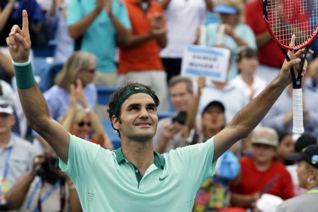 Roger Federer's Momentum Will Carry Him to 2014 US Open Title