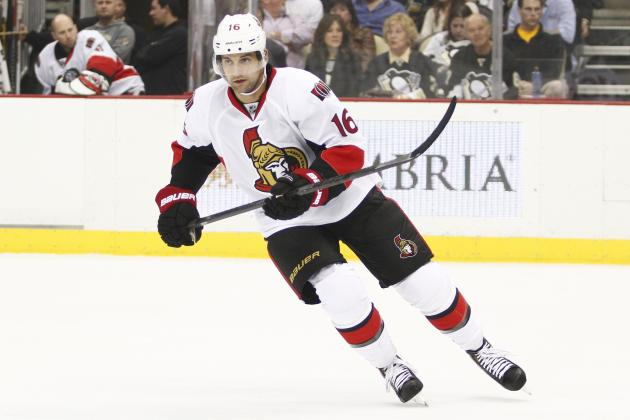 Senators Agree to Terms with Forward Clarke MacArthur on a 5-Year Extension