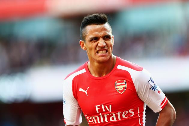 Twitter Reacts to Alexis Sanchez's Performance in Besiktas vs. Arsenal
