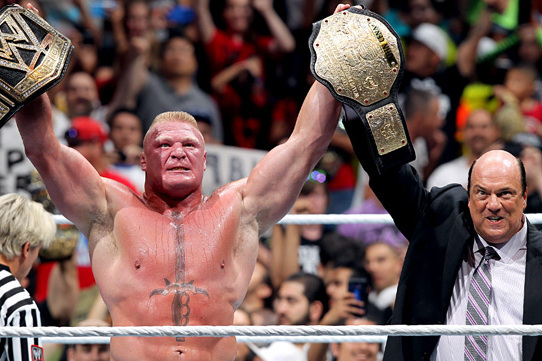 WWE Rumors: Examining Latest Buzz Around Brock Lesnar, Alberto Del Rio and More