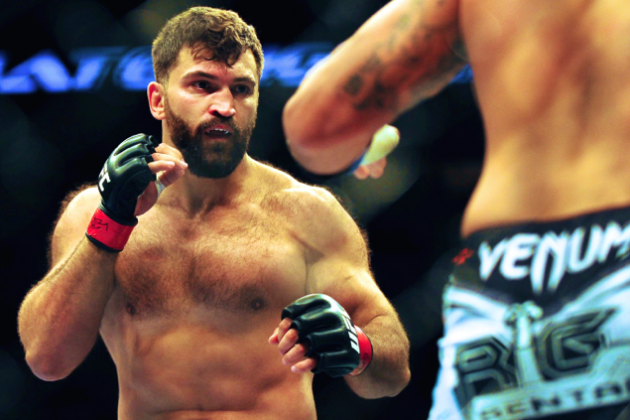 Andrei Arlovski Blasts Alistair Overeem Following Injury to UFC Champ  Jon Jones