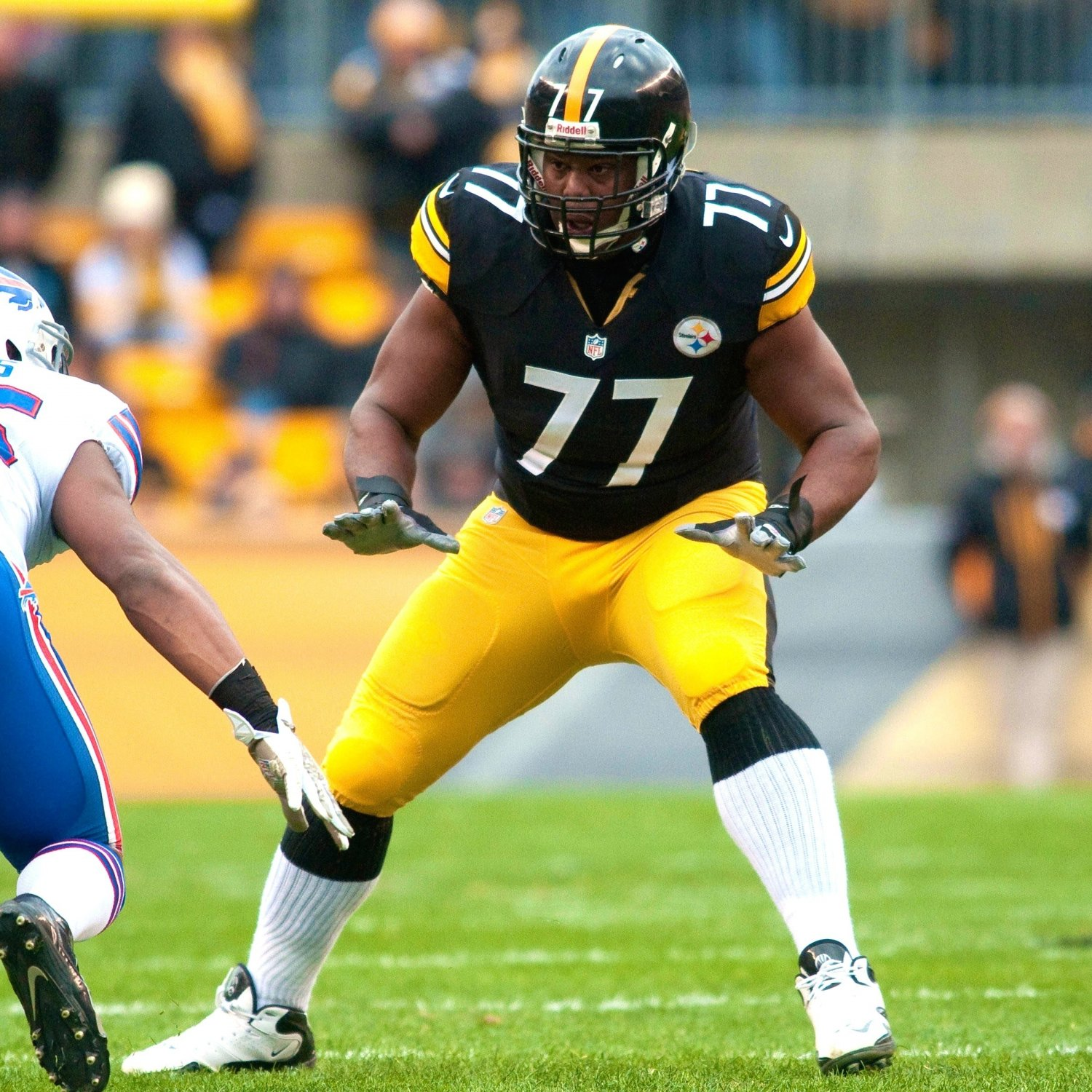 Pittsburgh Steelers Mike Tomlin S New Contract Ushers In: Marcus Gilbert Signs Extension With Steelers: Latest