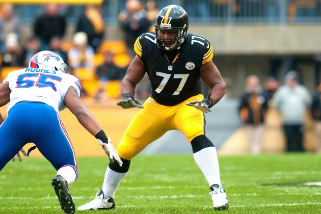 Marcus Gilbert Signs Extension with Steelers: Latest Updates, Details, Reaction