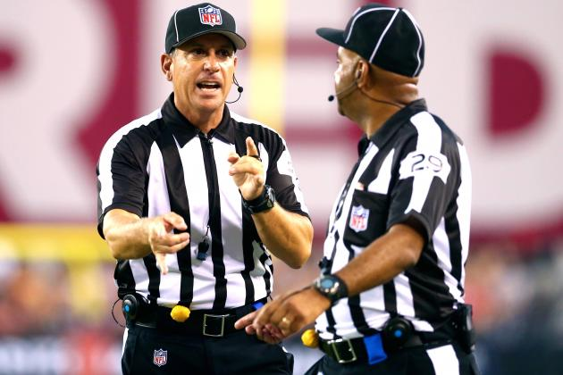 NFL Illegal Contact Flag-Fest Is Annoying, but Hold the Outrage for Now
