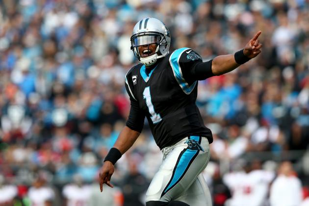 Cam Newton Still Viable Fantasy Quarterback Despite Injury and Depleted WR Corps