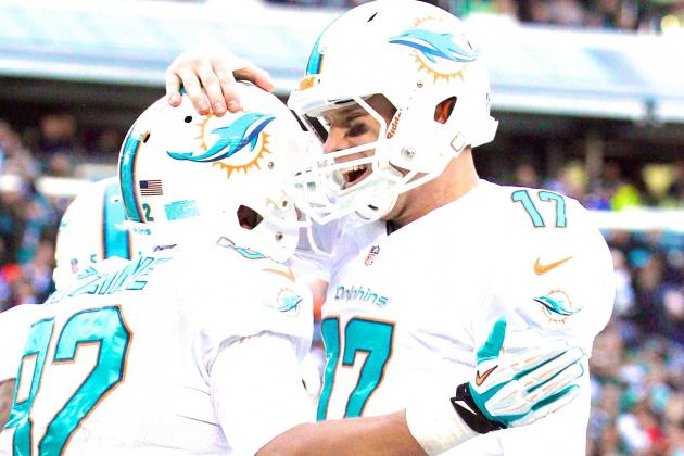 Dolphins' Absent Running Game Increases Pressure on Ryan Tannehill