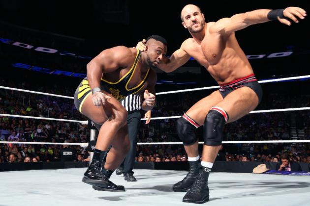 Examining How WWE Can Better Utilize Cesaro's Skills