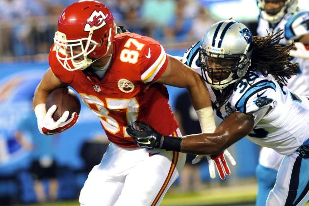 Travis Kelce Has Earned Opportunity to Start for the Kansas City Chiefs