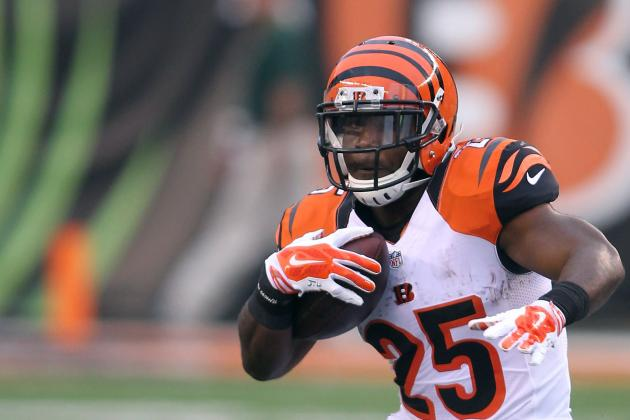 Giovani Bernard Will Exceed 2014 Fantasy Football Expectations