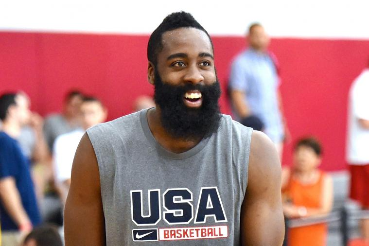 James Harden Believes He Is the Best Basketball Player Alive