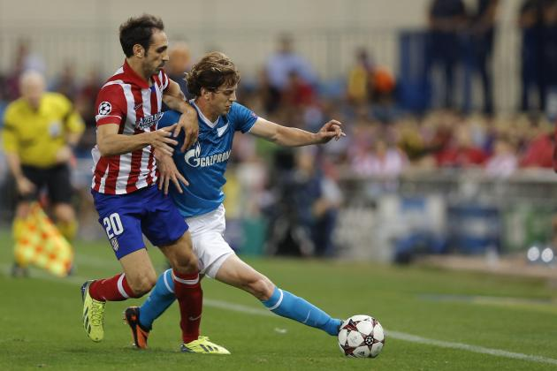 What Atletico Madrid Can Expect from Cristian Ansaldi in the New Season