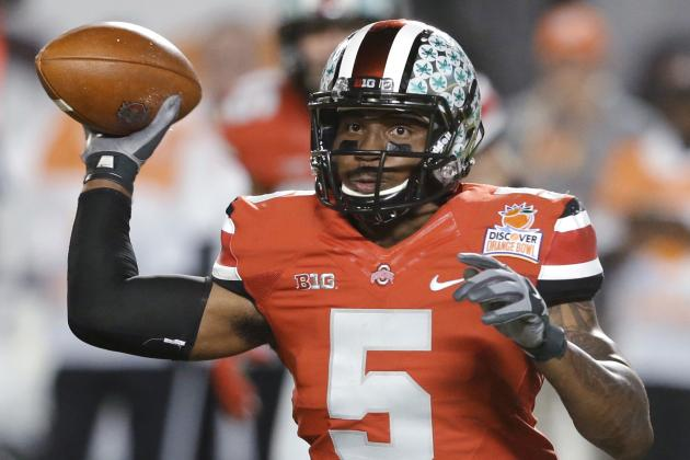 Braxton Miller Will Make 2015 Ohio State College Football's Most Talented Team