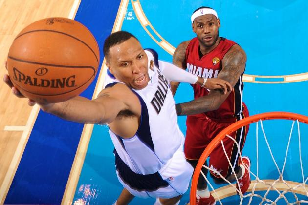 Shawn Marion Signing Looks Better on Paper Than in Reality for Cavaliers