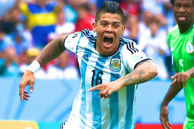 Marcos Rojo Transfer Fulfills Specific Need for Manchester United