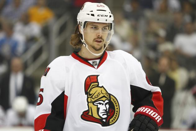 Sens' Karlsson Will Accept Captaincy If Offered