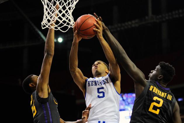 Kentucky Basketball: Under-the-Radar Threats to Wildcats in 2014-15 SEC Season