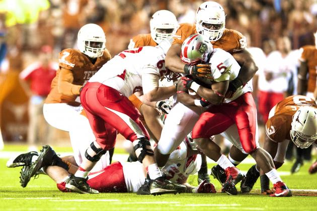 Texas Football: Offseason Growth Has Longhorns' D-Line Set for Monster Year