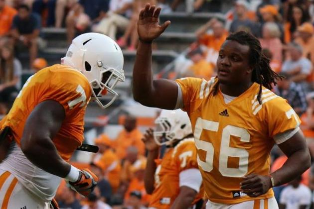 Tennessee Volunteers Football: Final Camp Stock Report
