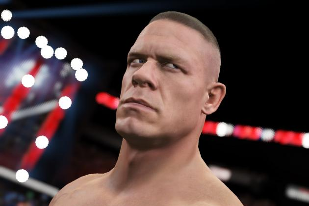WWE 2K15: Hands-on Impression of Gameplay, Graphics, Presentation and More