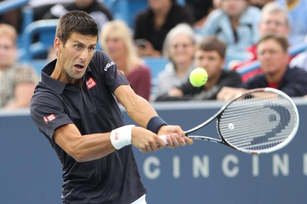 US Open Tennis 2014 Odds: Latest Pre-Draw Lines for Top Stars