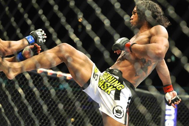 UFC Fight Night 49's Benson Henderson: Far Beyond Driven