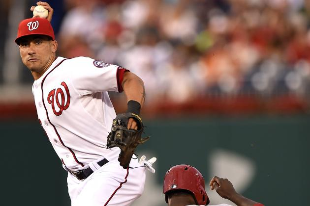 Desmond, Cabrera Carry Nats to Another Win