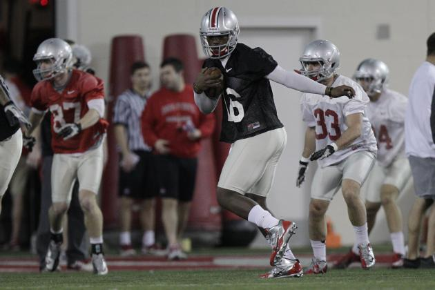 JT Barrett Holds Key to Ohio State's Title Hopes After Braxton Miller's Injury