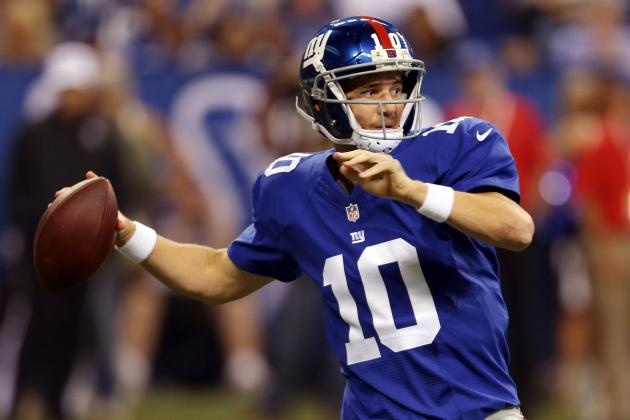 Giants Offense Has Plenty of Issues, but Eli Manning Remains the Biggest Problem