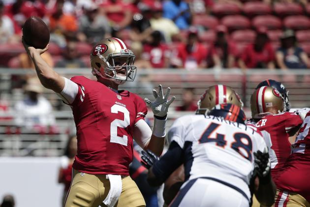 San Francisco 49ers: Should Blaine Gabbert or Josh Johnson Be the Backup QB?