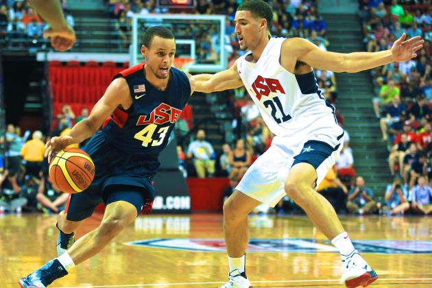 It's a Small World for Team USA at FIBA Basketball World Cup