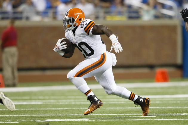 Terrance West Is Top Sleeper to Target in 2014 Fantasy Football Drafts
