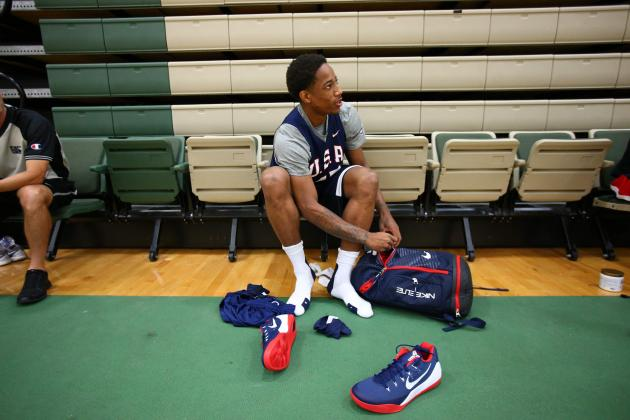 Stint with Team USA Should Pay Major Dividends for DeMar DeRozan