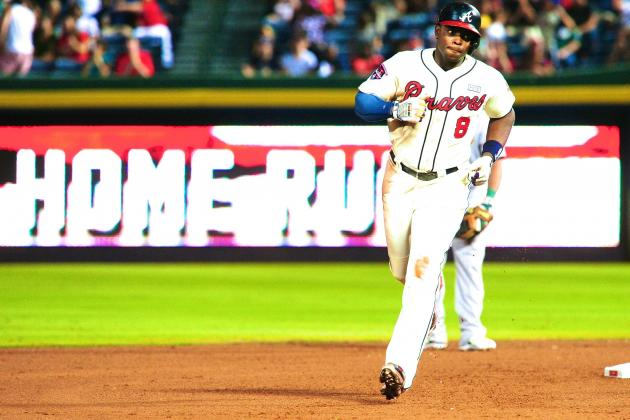 Justin Upton Carrying Braves' Inconsistent Offense Back into Playoff Contention