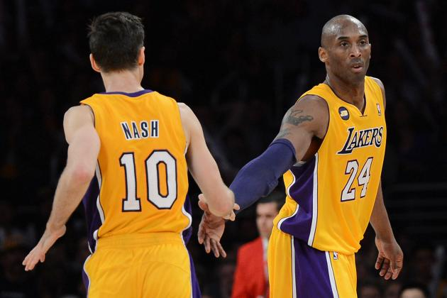 LA Lakers Must Take Advantage of Full Health in 2014 Training Camp