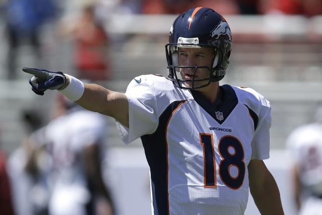 Fantasy Football 2014: Ranking and Evaluating Top Quarterbacks