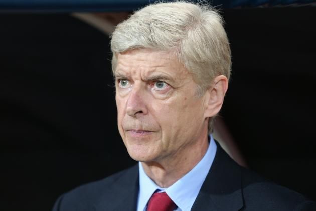 Arsene Wenger Reports Bottle Incident to UEFA, Angry at Aaron Ramsey Red Card