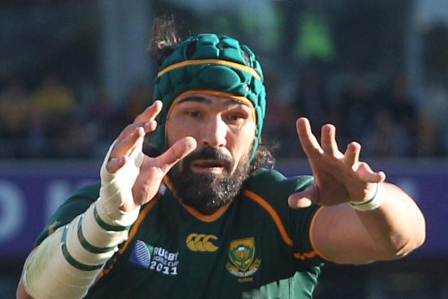 Matfield Misses Trip to Buenos Aires